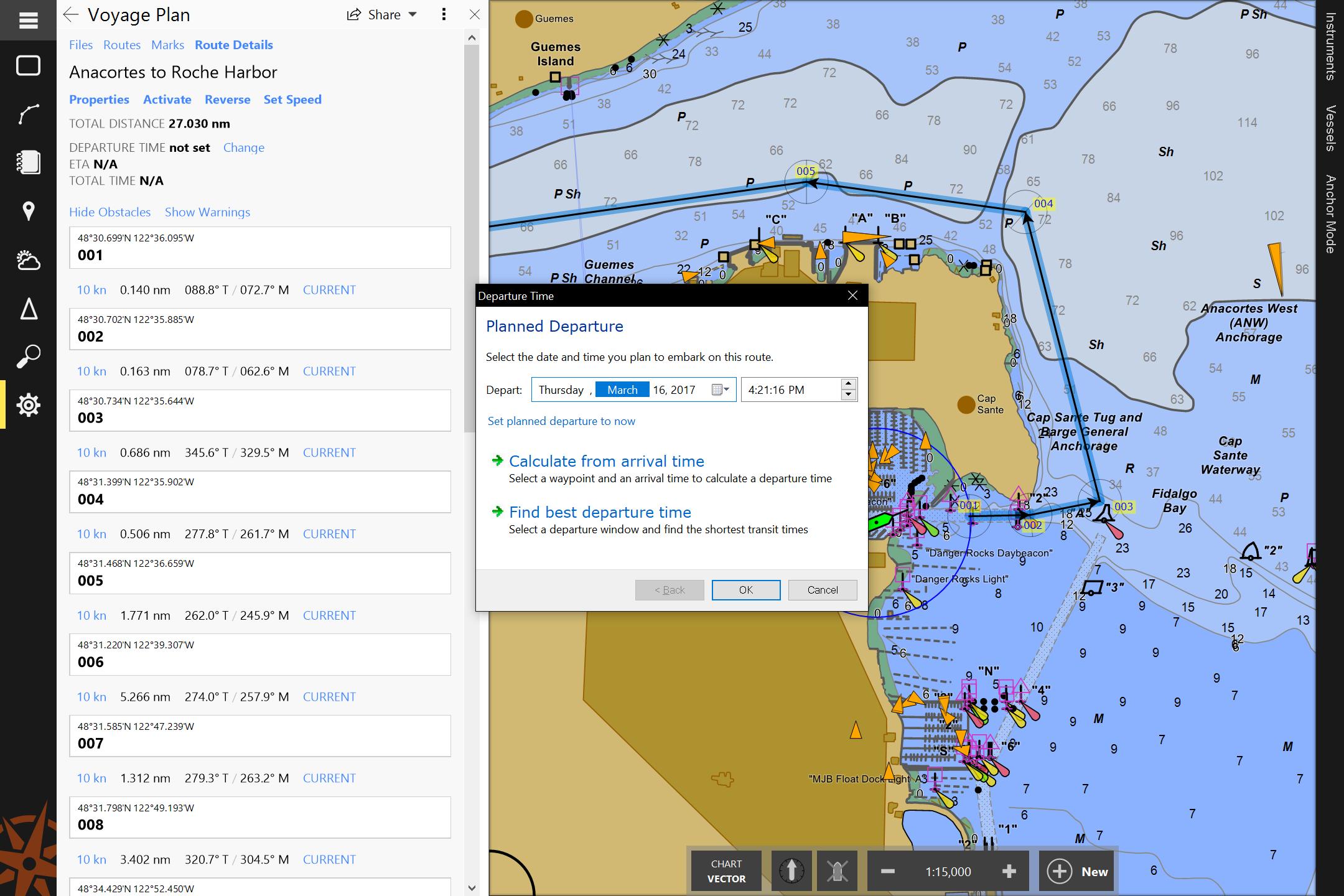 Rose Point Navigation Systems -- Marine Navigation Software